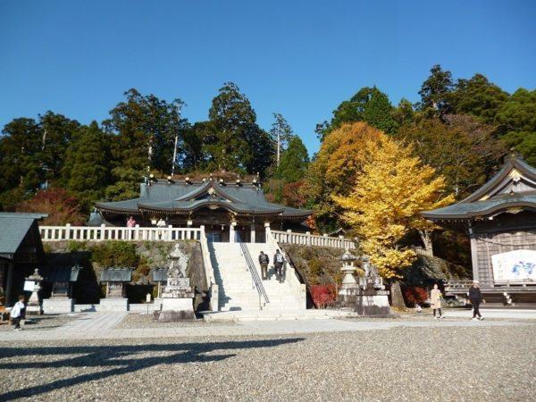 秋葉神社上社